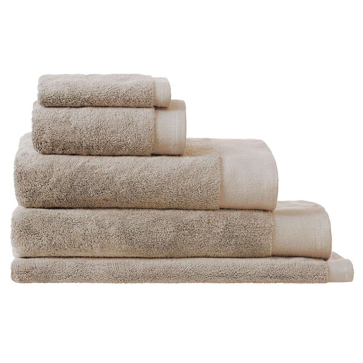 Sheridan Luxury Retreat Towel Collection - Light Brown