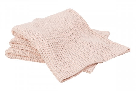 Sheridan Haden Throw - Pink