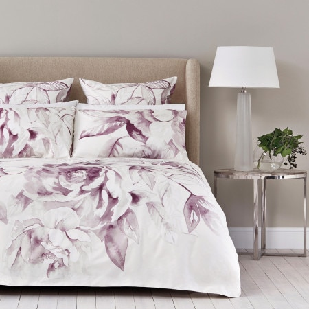 Sheridan Hadfield Quilt Cover Set - Off white