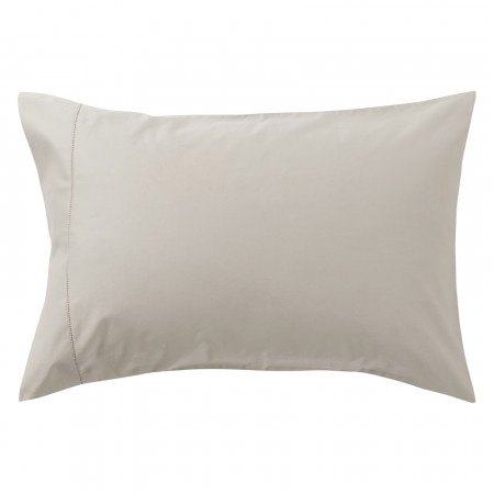 Sheridan 1000Tc Luxury Cotton Standard Pillowcase Pair - brown