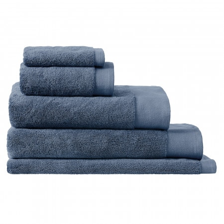 Sheridan Luxury Retreat Towel Collection - Smokey Blue