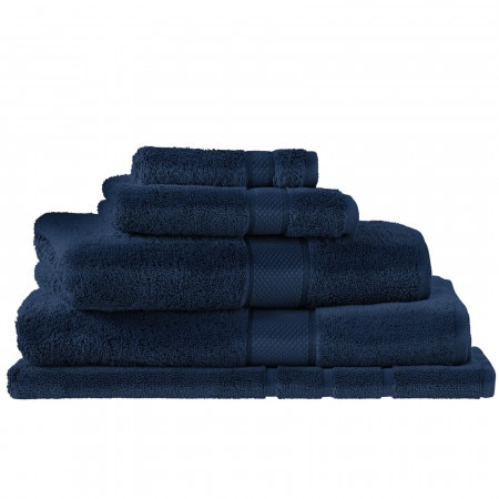 Sheridan Luxury Egyptian Towel Collection - Dark Blue