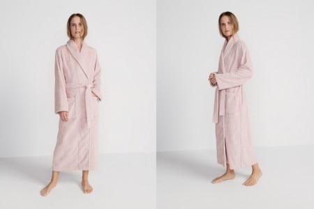 Sheridan Elissa Robe - Light Pink