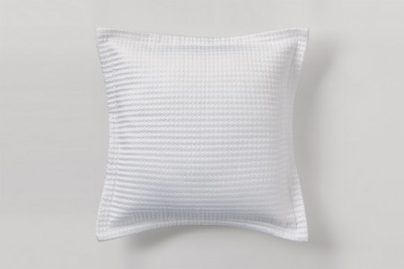 Christobel Cushion - White Sheridan