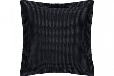 Sheridan Christobel European Pillowcase - Dark Blue