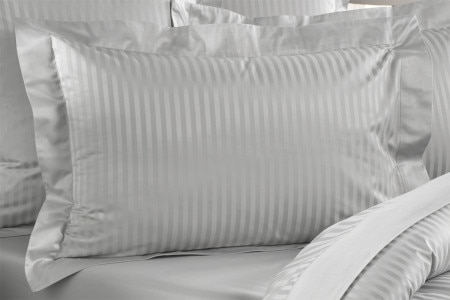 Sheridan 1200Tc Millennia Tailored Pillowcase - Silver