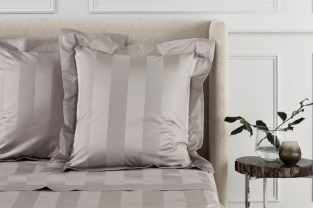 Sheridan 1200Tc Masterson Tailored European Pillowcase - Taupe