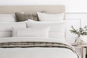 Sheridan Ottavio European Pillowcase - Natural