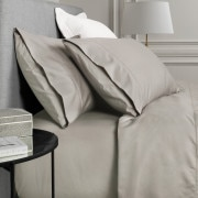Sheridan 1000Tc Luxury Cotton Fitted Sheet - brown
