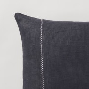 Sheridan Palmers Bay Cushion - Dark Grey