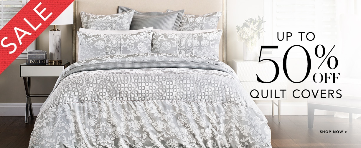 SALE - Up to 50% off Sheridan Quilt Covers