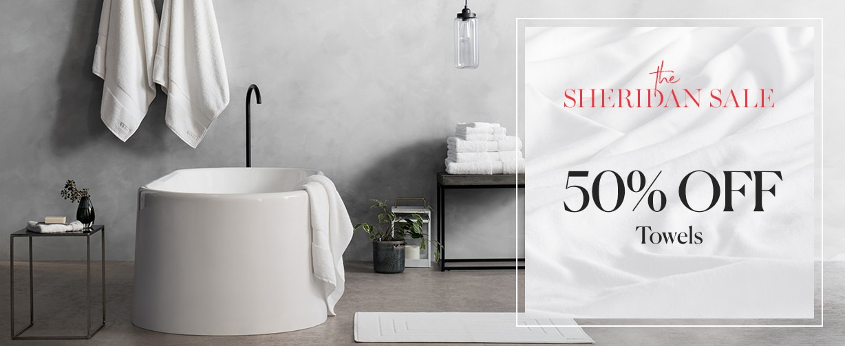 Indulge in Luxury Cotton Sheets at Sheridan