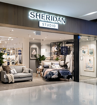 Find your nearest Sheridan Boutique